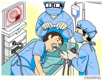 吐血 と 喀血 の 違い