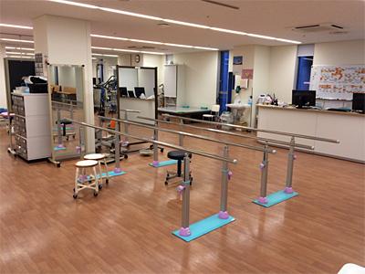 理学療法室(3号館南棟2階)