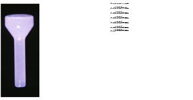 図1.独自に開発したセラミクス人工耳小骨