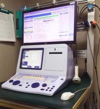 図2.聴力検査機器