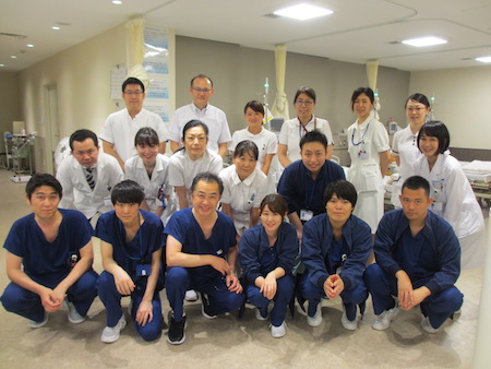 血液浄化・透析センタースタッフ