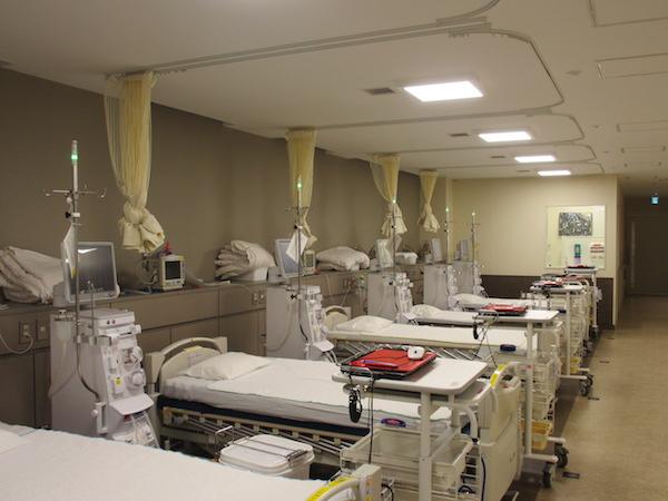図2. 血液浄化・透析センター