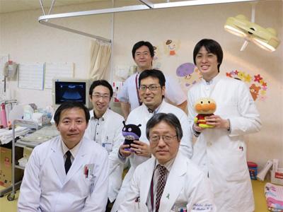 小児外科写真