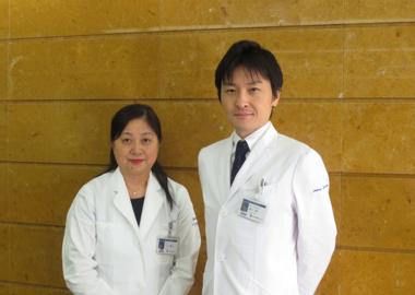 左:小川葉子、右:森川 暁