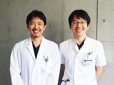 左:藤岡正人、右:細谷 誠