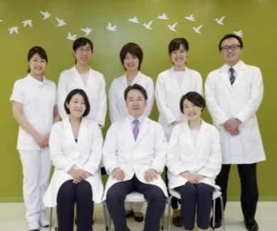 ブレストセンターの医師と乳がん看護認定看護師